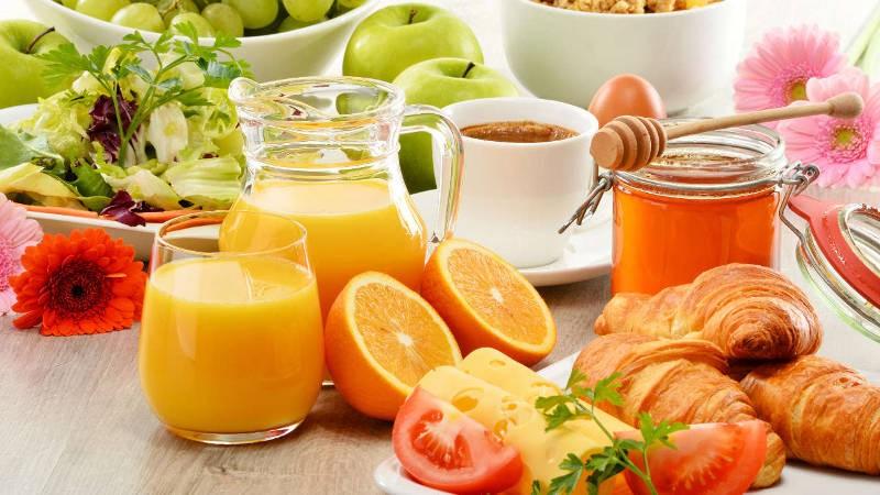 Unser Frühstücksangebot kennenlernen